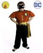 Batman Robin EVA Dress Up Child Set