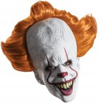 It 2017 Pennywise Adult Mask