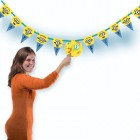 Despicable Me Minion Made Add an Age Pennant Banner