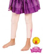 Tangled Rapunzel Child Footless Tights
