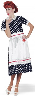 I Love Lucy Classic Adult Women's Costume