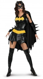 Batgirl Deluxe Adult Women's Costume