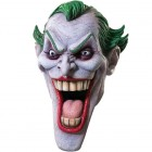 The Joker Latex Mask Prop Batman Men's Costume Accessory