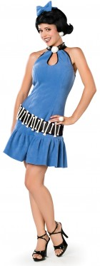 The Flintstones Betty Rubble Deluxe Adult Women's Costume