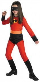 The Incredibles Violet Child Girl's Costume