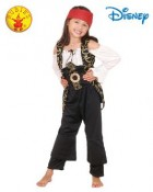 Pirates of the Caribbean Angelica Deluxe Child Costume 4-6
