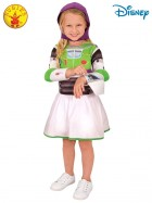 Toy Story 4 Buzz Lightyear Girl Classic Toddler / Child Costume