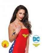 Wonder Woman Nail Decal Adult Kit