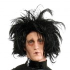 Edward Scissorhands Gothic Wig Men's Costume Accessory