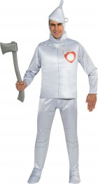 The Wizard of Oz  Tin Man Adult Costume Standard