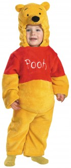 Winnie the Pooh Infant / Toddler Costume