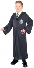 Harry Potter - Slytherin Robe Child Costume