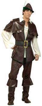 Robin Hood Designer Collection Adult Costume