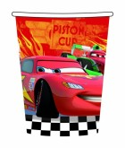 Disney Cars 2 Paper Cups Pack of 8