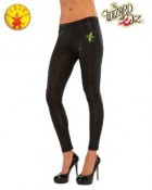 The Wizard of Oz Wicked Witch Sequin Adult Leggings