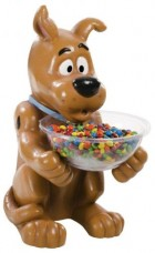 Scooby Doo Candy Lolly Bowl