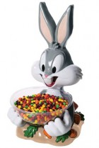 Looney Tunes Bugs Bunny Candy Lolly Bowl