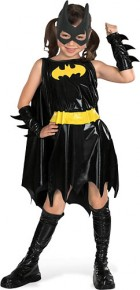 Batgirl Child Girl's Costume