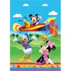 Mickey Mouse Clubhouse Loot Bags Pack of 8