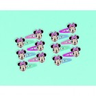 Minnie Mouse Happy Helpers Hair Clip Favors Pack of 12