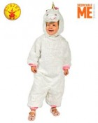 Despicable Me Fluffy Unicorn Toddler Costume