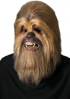 Star Wars Chewbacca Wookiee Supreme Edition Mask Costume Accessory