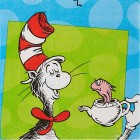 Dr. Seuss Luncheon Napkins Pack of 16