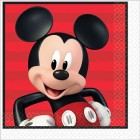 Mickey Mouse on the Go Luncheon Napkins Pack of 16