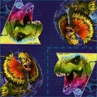 Jurassic World 2 Ply Luncheon Napkins Pack of 16
