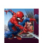 Spider-Man Webbed 2 Ply Luncheon Napkins Pack of 16