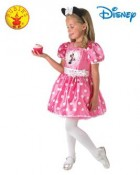 Minnie Mouse Cupcake Pink Child Costume