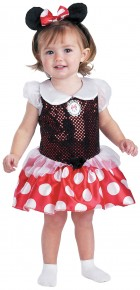 Disney Baby Minnie Toddler Girl's Costume
