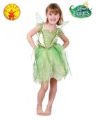 Disney Fairies Great Fairy Rescue Tinker Bell Child Costume