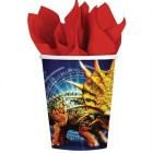 Jurassic World Paper Cups Pack of 8
