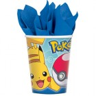 Pokemon Core Paper Cups Pack of 8