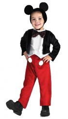 Mickey Mouse Deluxe Toddler / Child Costume