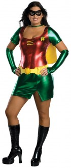 Robin Adult Plus Women's Costume