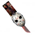 Friday the 13th 2009 Jason Mask & Machete Set