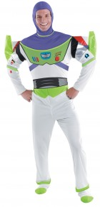 Toy Story - Buzz Lightyear Deluxe Adult Costume