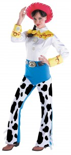 Toy Story 2 Jessie Deluxe Adult Women's Costume