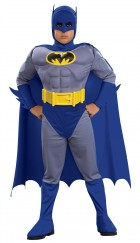 Batman Brave & Bold Deluxe Muscle Chest Toddler / Child Costume
