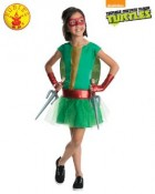 Teenage Mutant Ninja Turtles Raphael Deluxe Tutu Child Costume