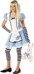 Alice Tween Girl's Costume