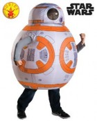 Star Wars Episode VII The Force Awakens BB-8 Inflatable Child Costume