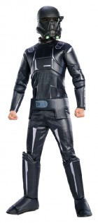 Star Wars Rogue One Imperial Death Trooper Deluxe Child Costume