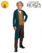 Fantastic Beasts and Where to Find Them Newt Scamander Classic Child Costume