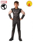 Avengers Infinity War Thor Deluxe Child Costume Small