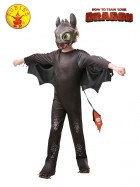 How to Train Your Dragon 3 Toothless Child Costume