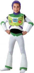 Toy Story Buzz Lightyear Deluxe Toddler / Child Costume