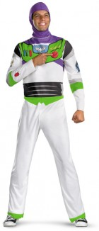 Disney Toy Story - Buzz Lightyear Adult Plus Costume XXL